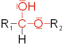 Halbacetalgruppe