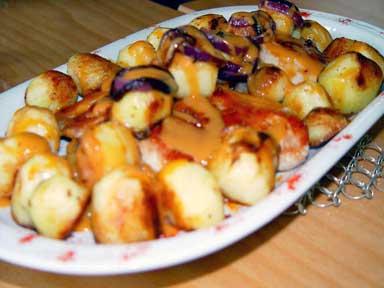 Bayrische Kartoffeln