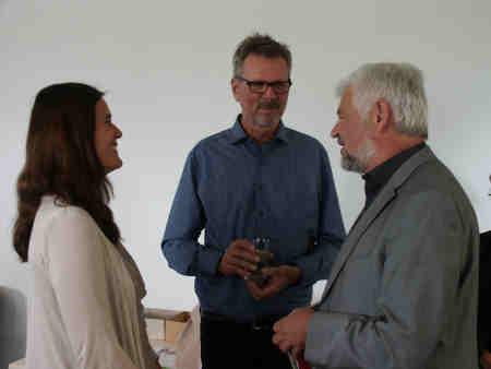 Gespräch mit Peter Hartung