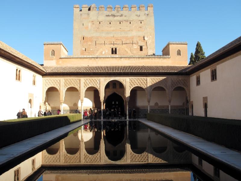 Gesamtansicht 2: Alhambra: Granada, Spanien