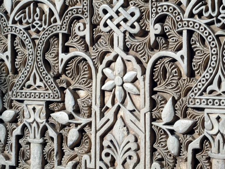 Relief 2:  Alhambra, Granada, Spanien