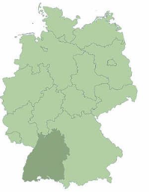 Die Bundesrepublik Deutschland ist in 16 Bundesländer gegliedert