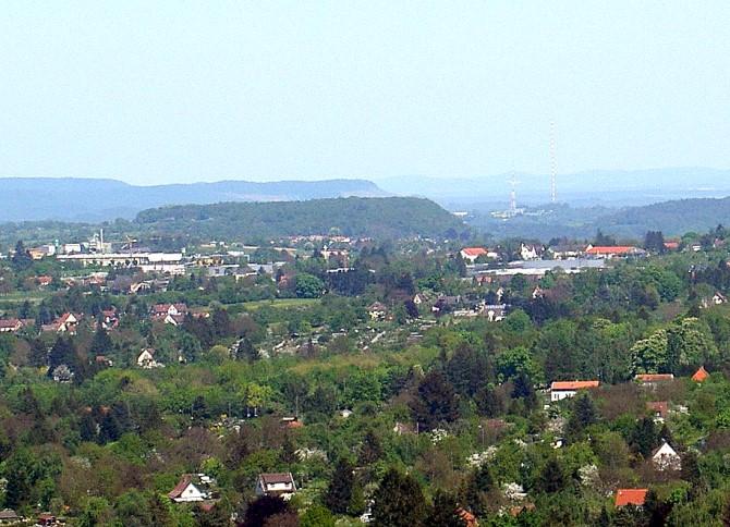 Wallberg - Blick nach Osten
