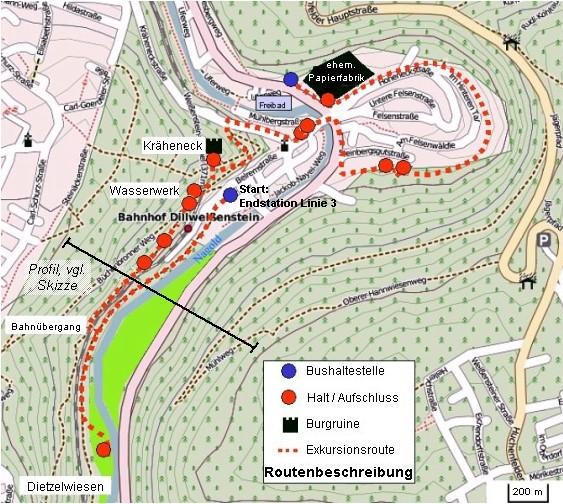 interaktive Karte Weißenstein