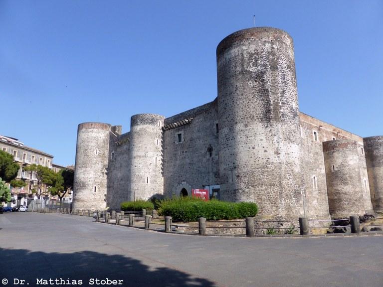 Catania: Castello Ursino