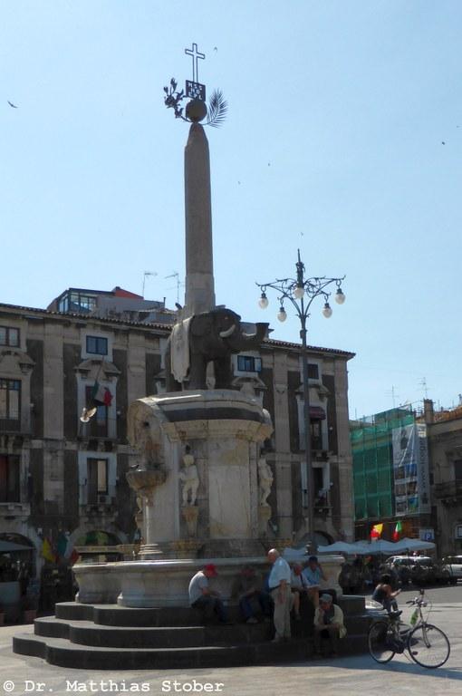 Catania: Piazza Duomo
