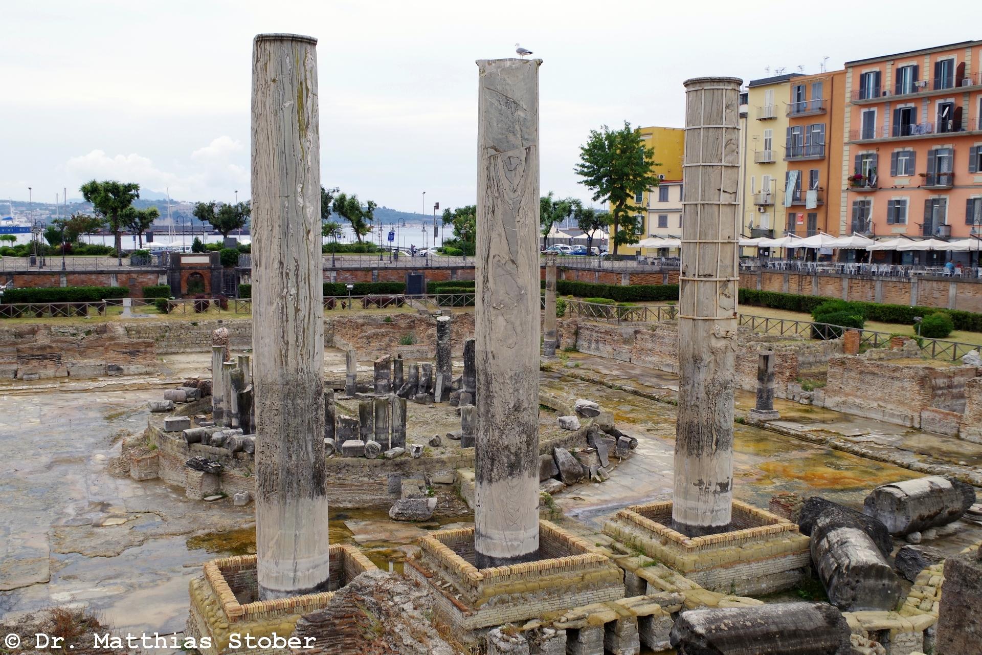 Säulen von Pozzuoli