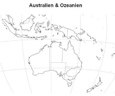 kontinente grundschule karte
