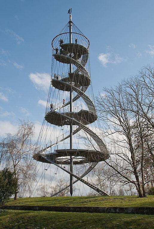 Aussichtsturm im Höhenpark Killesberg, Stuttgart