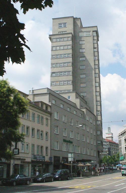 Tagblatt-Turm, Stuttgart