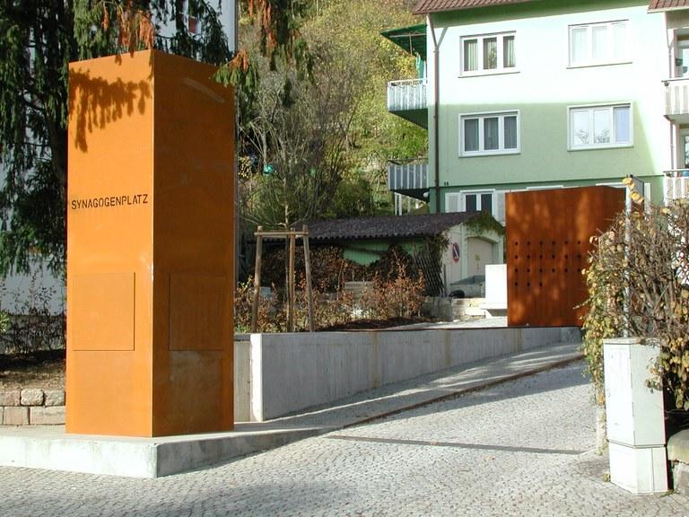 Synagogenplatz, Tübingen.JPG