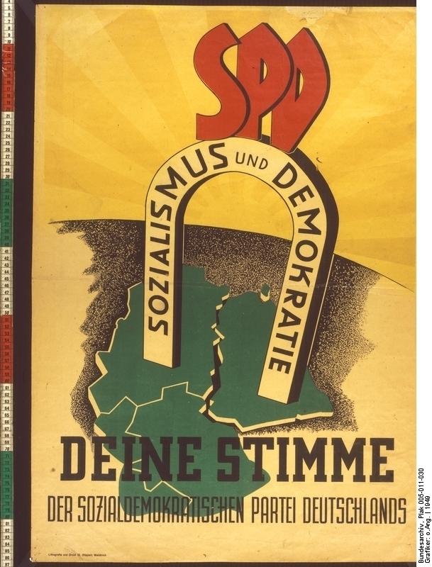 Deine Stimme der SPD