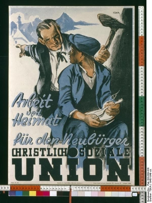 Arbeit und Heimat für den Neubrüger