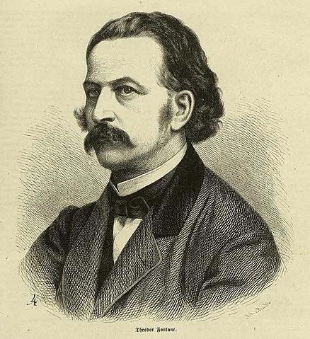 Theodor Fontane 1860