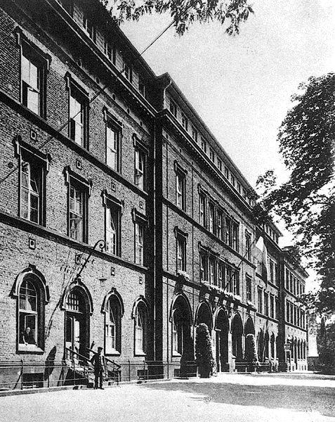 Bürgerhospital Köln