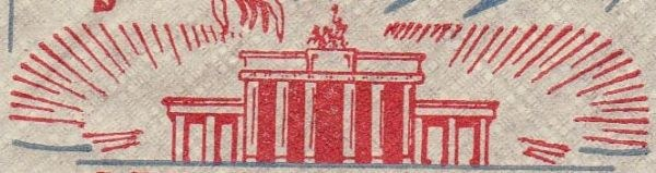 Detail Brandenburger Tor