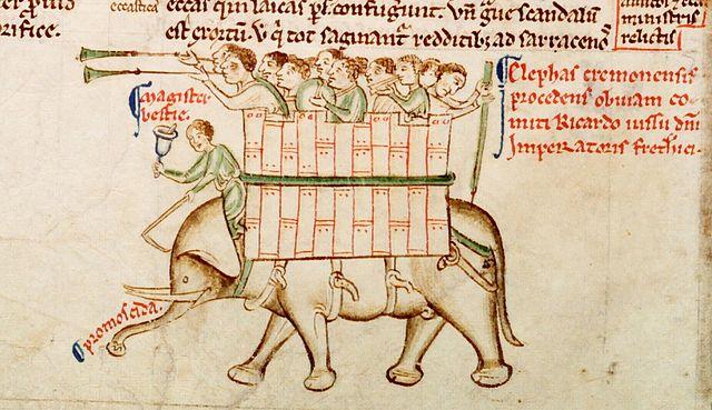 Der Elefant von Cremona