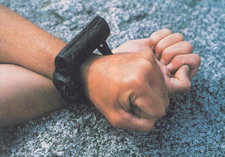 Handfessel aus Haithabu