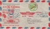 Ersttagsbrief Berlin Airlift