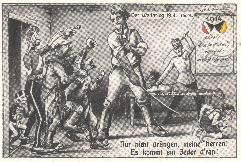 1. Weltkrieg: Linkliste — Landesbildungsserver Baden-Württemberg