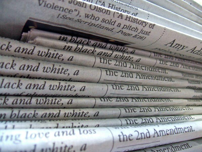 Das Massenmedium des 19. Jahrhunderts: die Zeitung