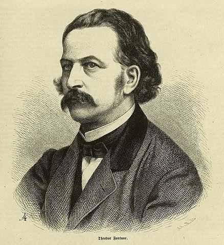Theodor Fontane, 1860