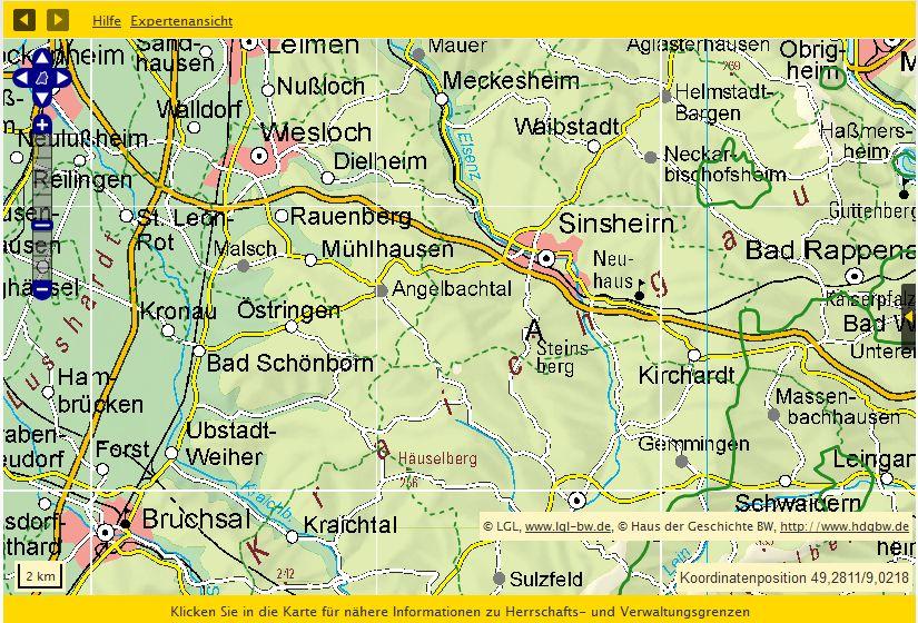 Kraichgau 1815