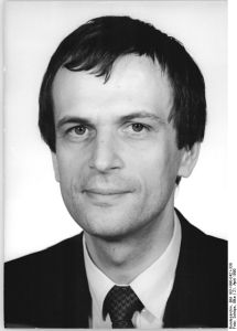 Reinhard Höppner, Vizepräsident der Volkskammer