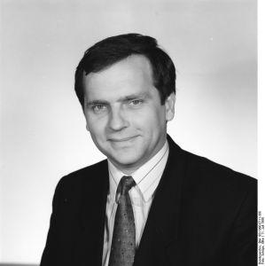 Günther Krause, Parlamentarischer Staatssekretär beim Ministerpräsidenten
