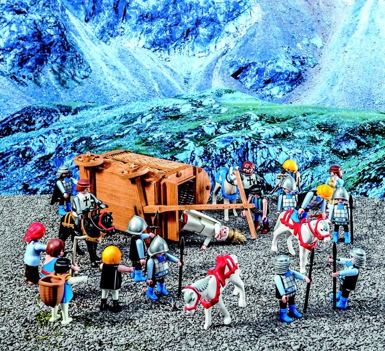 Päpstliche Kutsche am Arlberg-xl