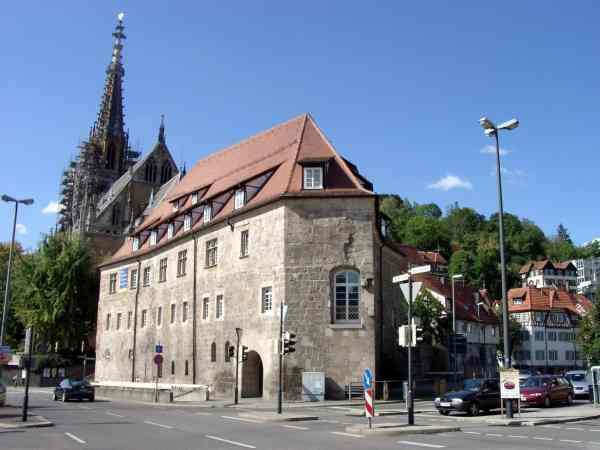 Der Salemer Pfleghof in Esslingen
