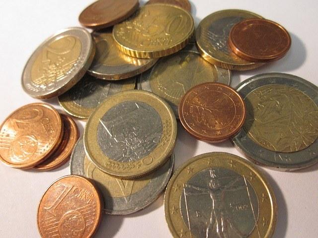 Kleingeld Euro
