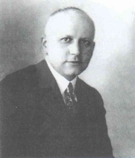Martin Friedmann, 1929