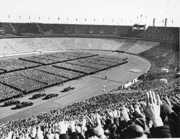 Jugendkundgebung 1. Mai 1937