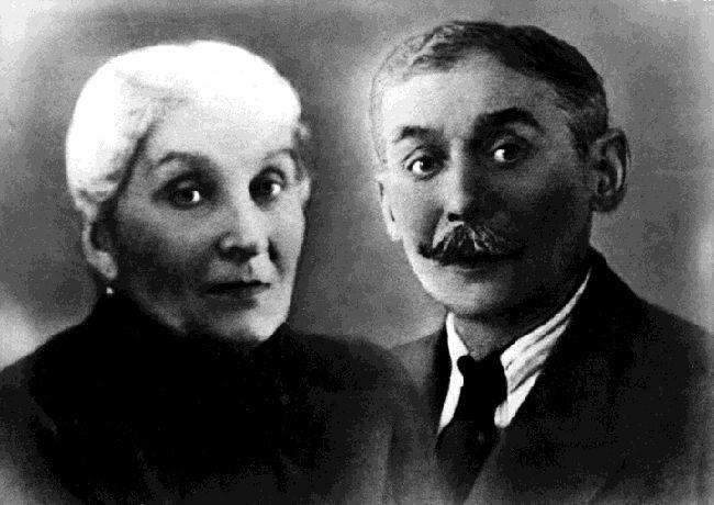 Anton und Lisetta Rose