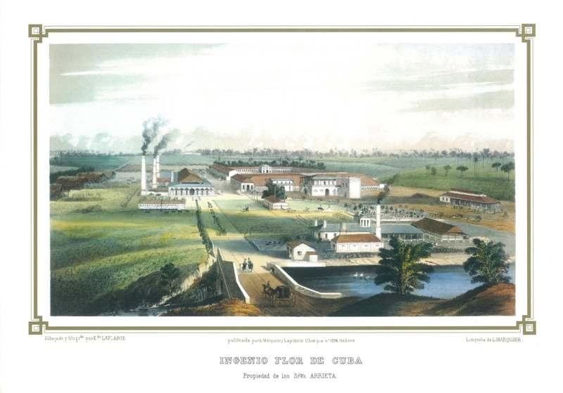 Ingenio Flor de Cuba (1856)