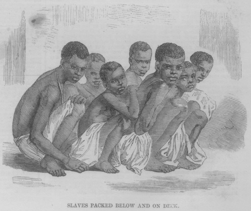 Befreite Sklaven (1857)