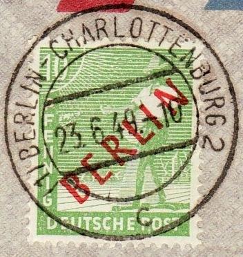 Detail Briefmarke
