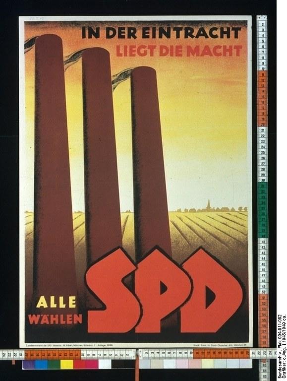 Motive Schlote SPD