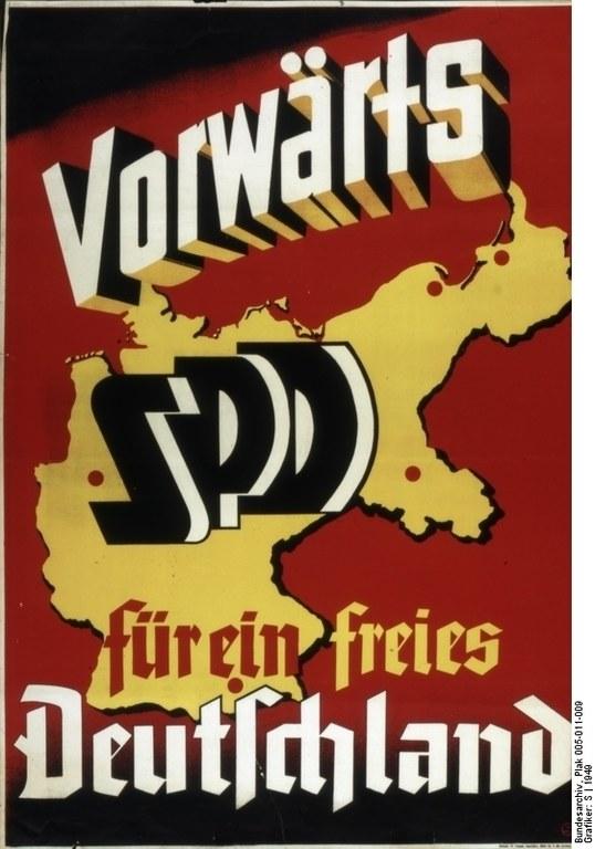 SPD Teilung 1