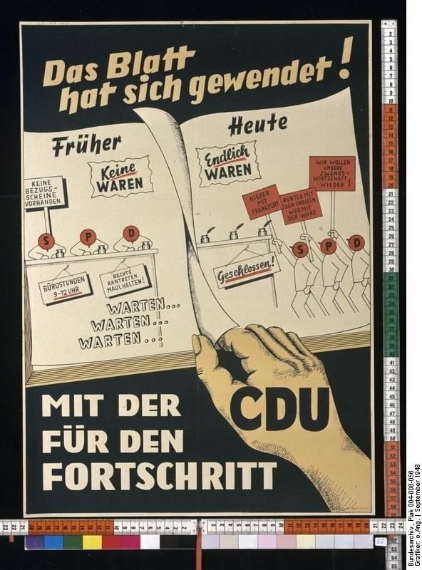 Mit der CDU für den Fortschritt