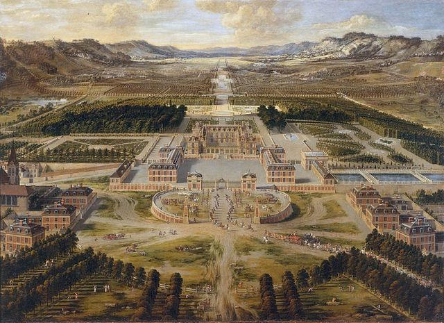 Versailles 1668