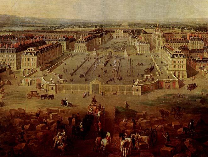 Versailles 1722