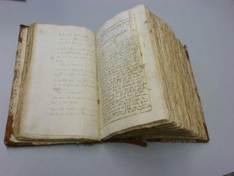 Inventur- und Teilungsbuch der Gemeinde Heselwangen