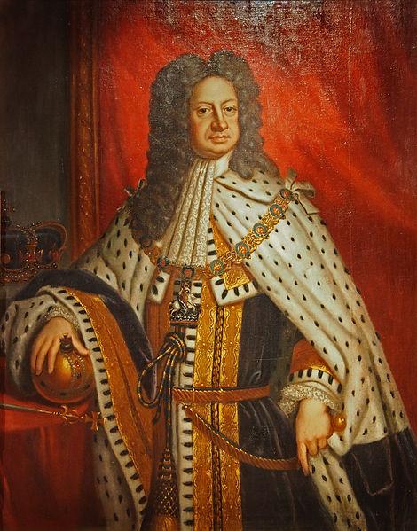 König Georg I. von England