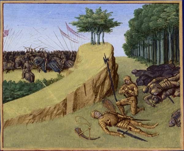 Der Tod des Roland
