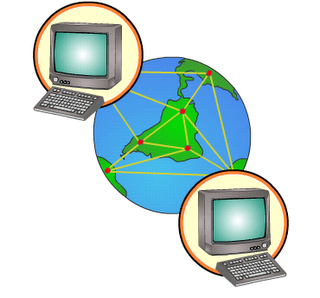 Quartäres Medium: Internet