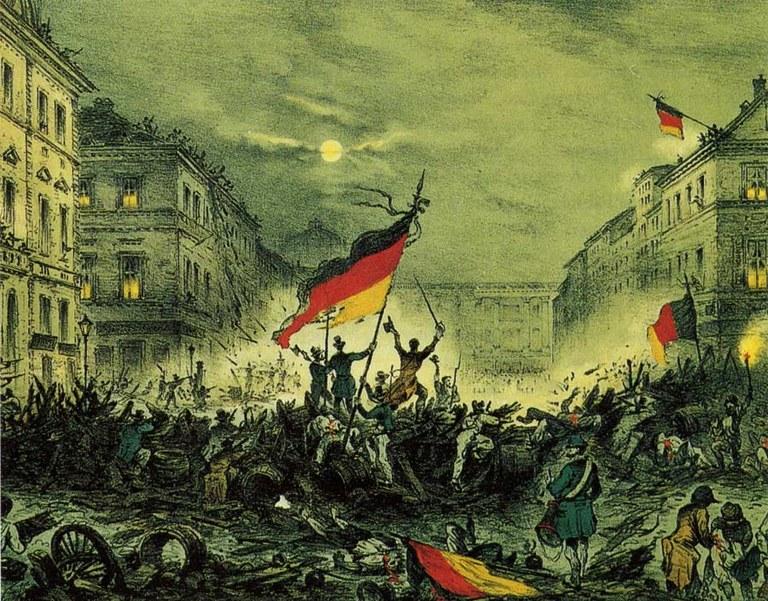 Märzrevolution in Berlin
