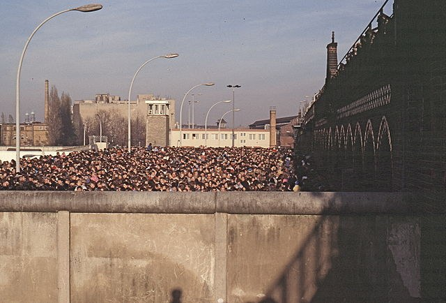 Oberbaumbrücke 1989