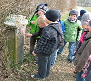 Grundschüler erleben Denkmale